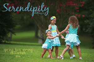 Spring Has Sprung Collection- Serendipity