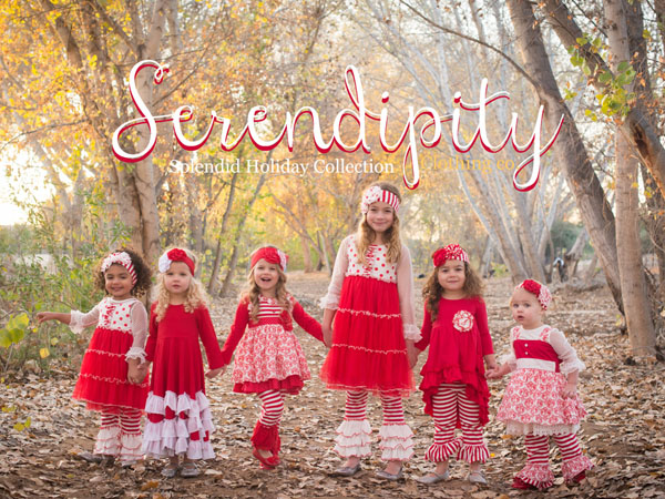 Splendid Holiday Collection by Serendipity Clothing Co