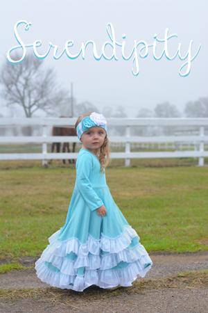 Dipity Twirl Dress by Serendipity Clothing Co