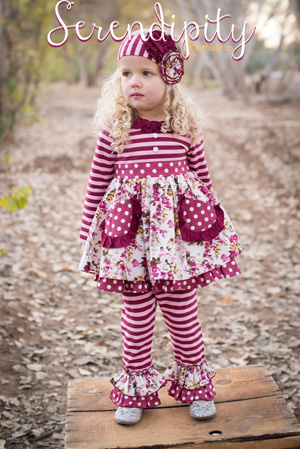 Sugar Plum Collection by Serendipity Clothing Co