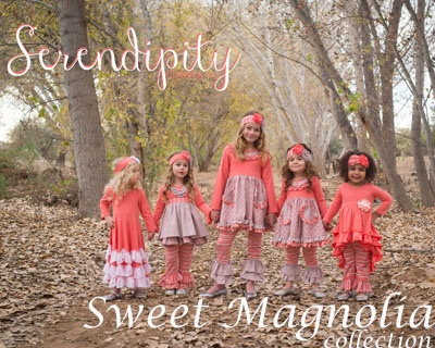 Sweet Magnolia Collection By Serendipity Clothing Co