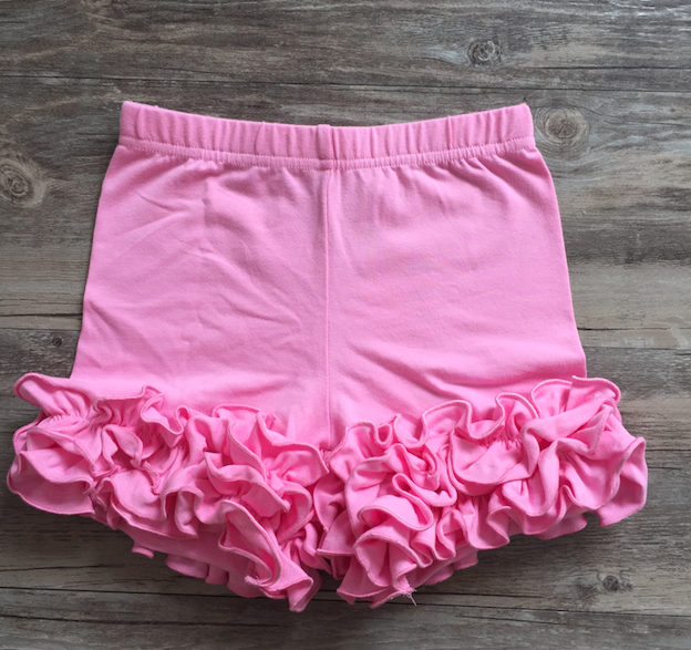 S4 PINK ICING SHORTIES